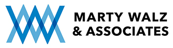 Marty Walz and Associates Logo